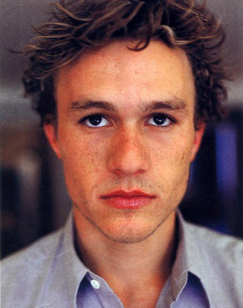 Young Heath heath ledger
