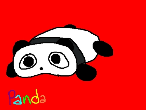 Chibi Wallpaper Probably With Anime Entitled Baby Panda