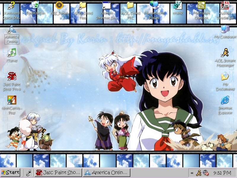 Inuyasha Chibi Images Kagome Characters HD Wallpaper And Background Photos