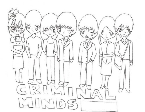 cute criminal minds cast