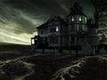 dark ghost town