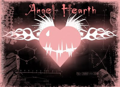 emo angel hart-, hart