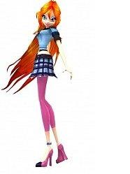 Винкс и аниме- давайте жить в мире и игра подарок для любимого!