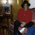 i love youuuuu - michael-jackson photo