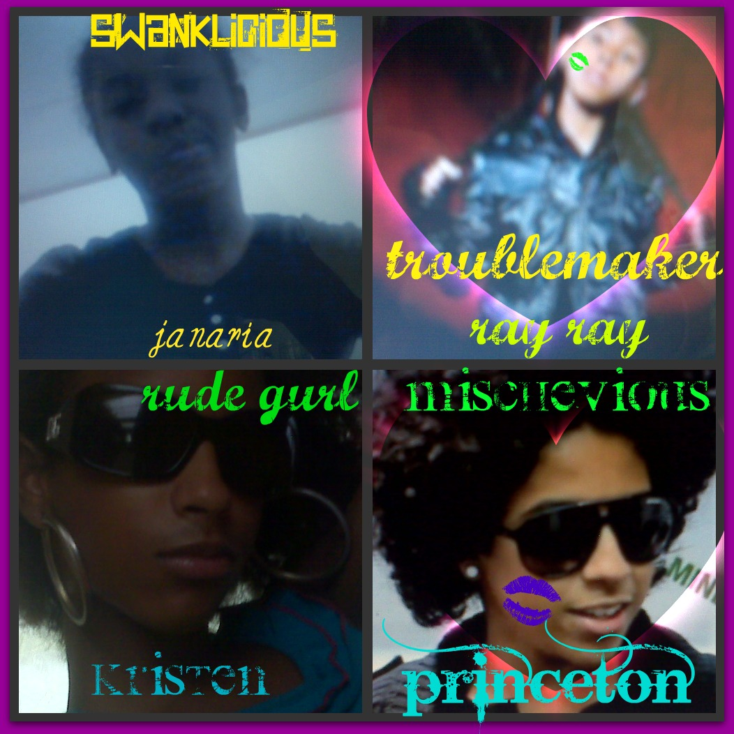 janaria and me and mb