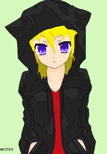 kaya's hoodie