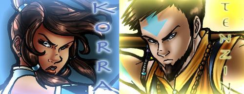 korra tezin - avatar-the-legend-of-korra Fan Art