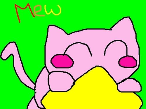 little mew X3