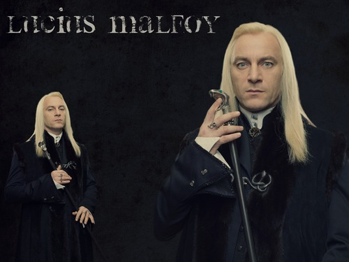 Lucius Malfoy wallpaper called lucius malfoy