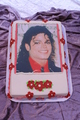 my MJ cake - michael-jackson photo