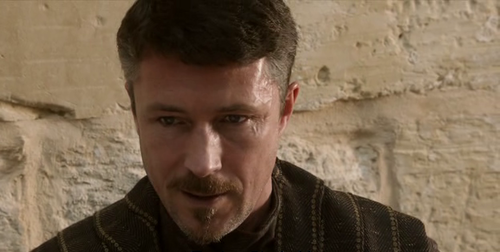 Lord Petyr Baelish wallpaper titled pics from 1x03 and 1x04