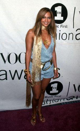 vh1 vogue fashion awards 2000