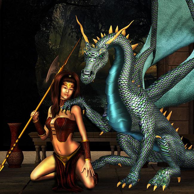 warrior evelyn