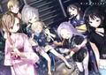 yukimura, sena, yozora, maria, kodaka, kobato, Rika