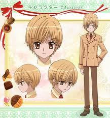 yumeiro patissiere main characters