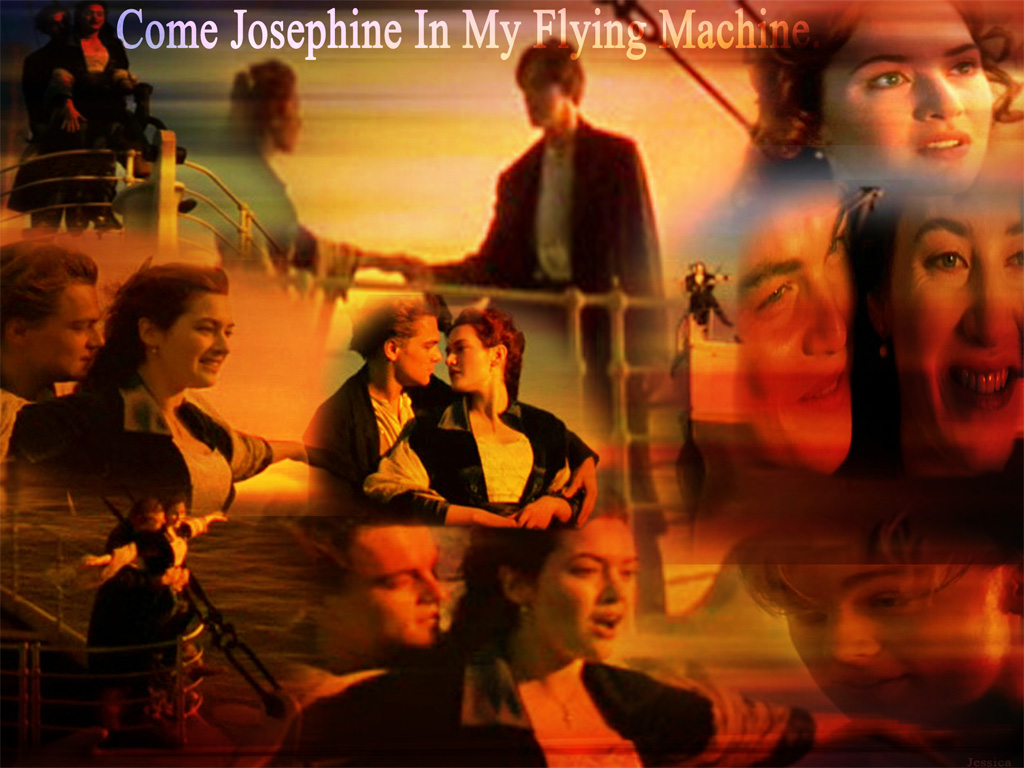 """""""Come Josephine In My Flying Machine..."""""""