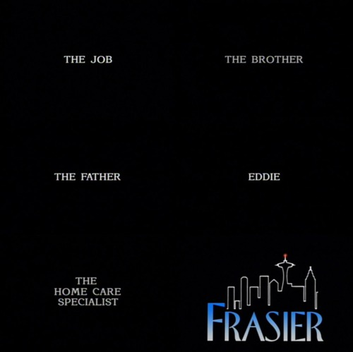 Frasier wallpaper called -Frasier-
