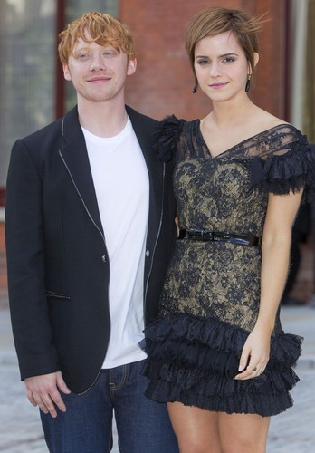 """""""Harry Potter and the Deathly Hallows Part 2″Photocall In Лондон"""
