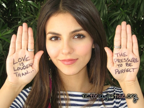 'Love is Louder Movement' Campaign