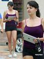 Rebecca Black leaves the Gym in Anaheim, CA, Jun 17 - rebecca-black photo