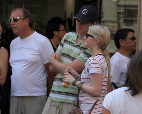 Walking Around Rome Candids: July 2, 2011