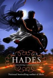 "One of the covers I've seen for ""Hades"""