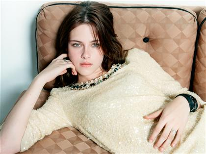 Kristen Stewart wallpaper possibly containing a portrait entitled 2006: Interview Outtakes