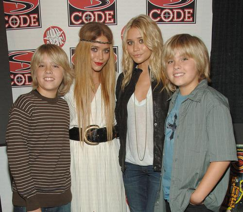 2006 - Launch Of Sprouse Bros CODE Mag 2006