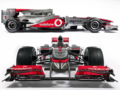 2010 McLaren MP4-25 Race Car