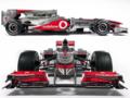 2010 McLaren MP4-25 Race Car