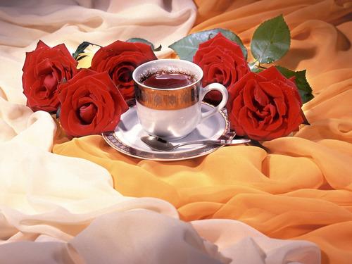 A Cup Of té