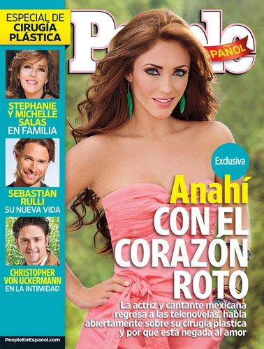 Anahi-People en Español