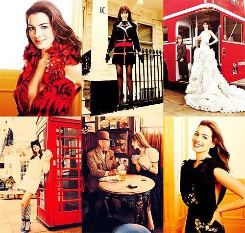 Anne Hathaway Fan Art (23430040)