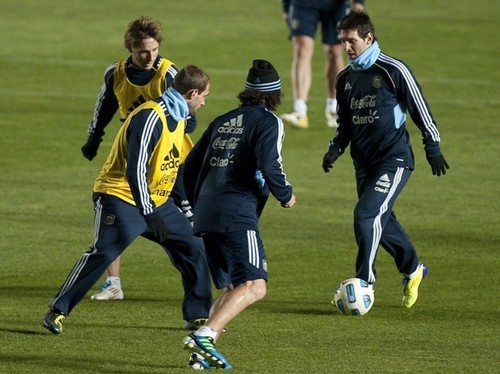 Argentina NT Training (July 5, 2011)