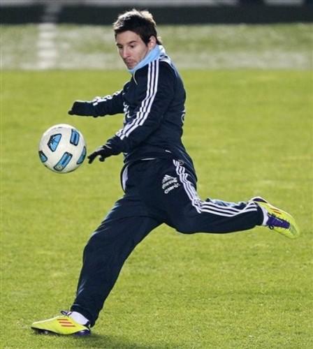 Argentina NT Training (July 5, 2011)