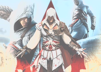 Assassin's Creed wallpaper with a breastplate, a surcoat, and an armor plate entitled Assassin's Creed 2