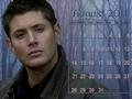 supernatural - August 2011 - Dean (calendar) wallpaper