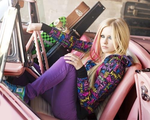 Avril Lovely Lavigne