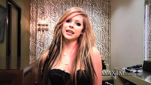 Avril Lovely Lavigne