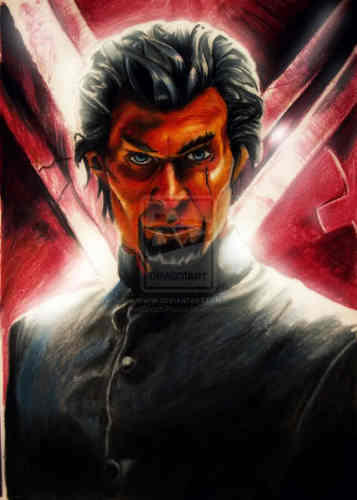 Azazel - x-men-first-class Fan Art