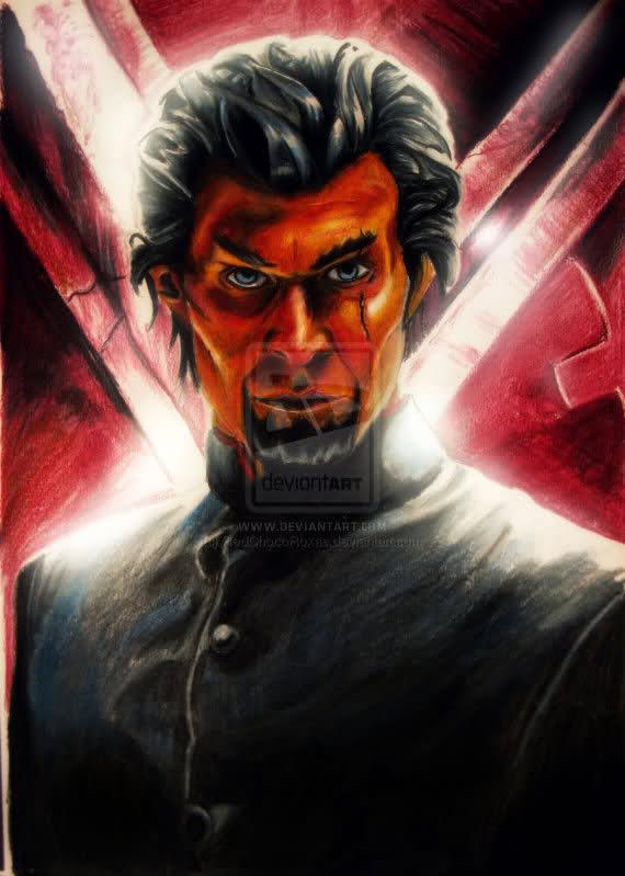 Azazel - X-Men: First Class Fan Art (23488189) - Fanpop