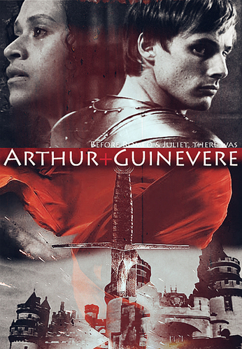 Before Romeo & Juliet, there was Arthur+Guinevere
