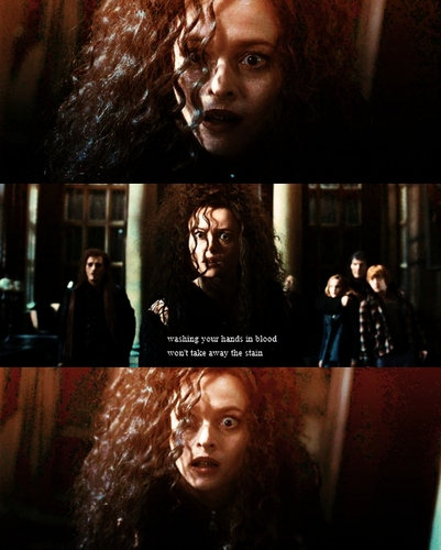 Bellatrix Lestrange ,3