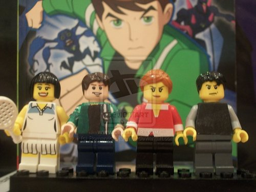 Benlie & Gwevin Lego 2
