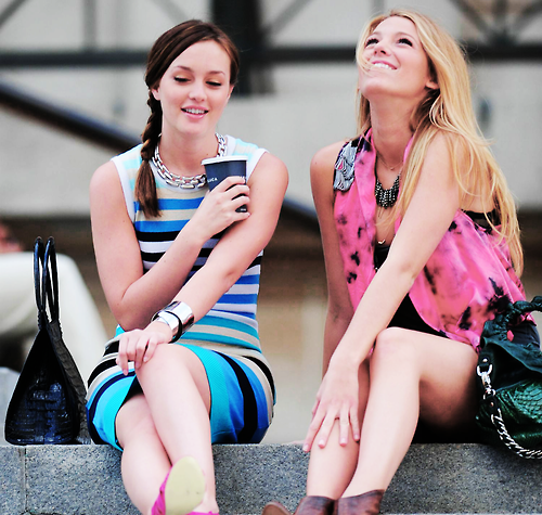 Blair and Serena♥