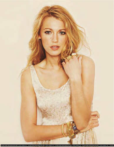 Blake Lively wallpaper probably with a chemise, a bustier, and attractiveness titled Blake Lively.