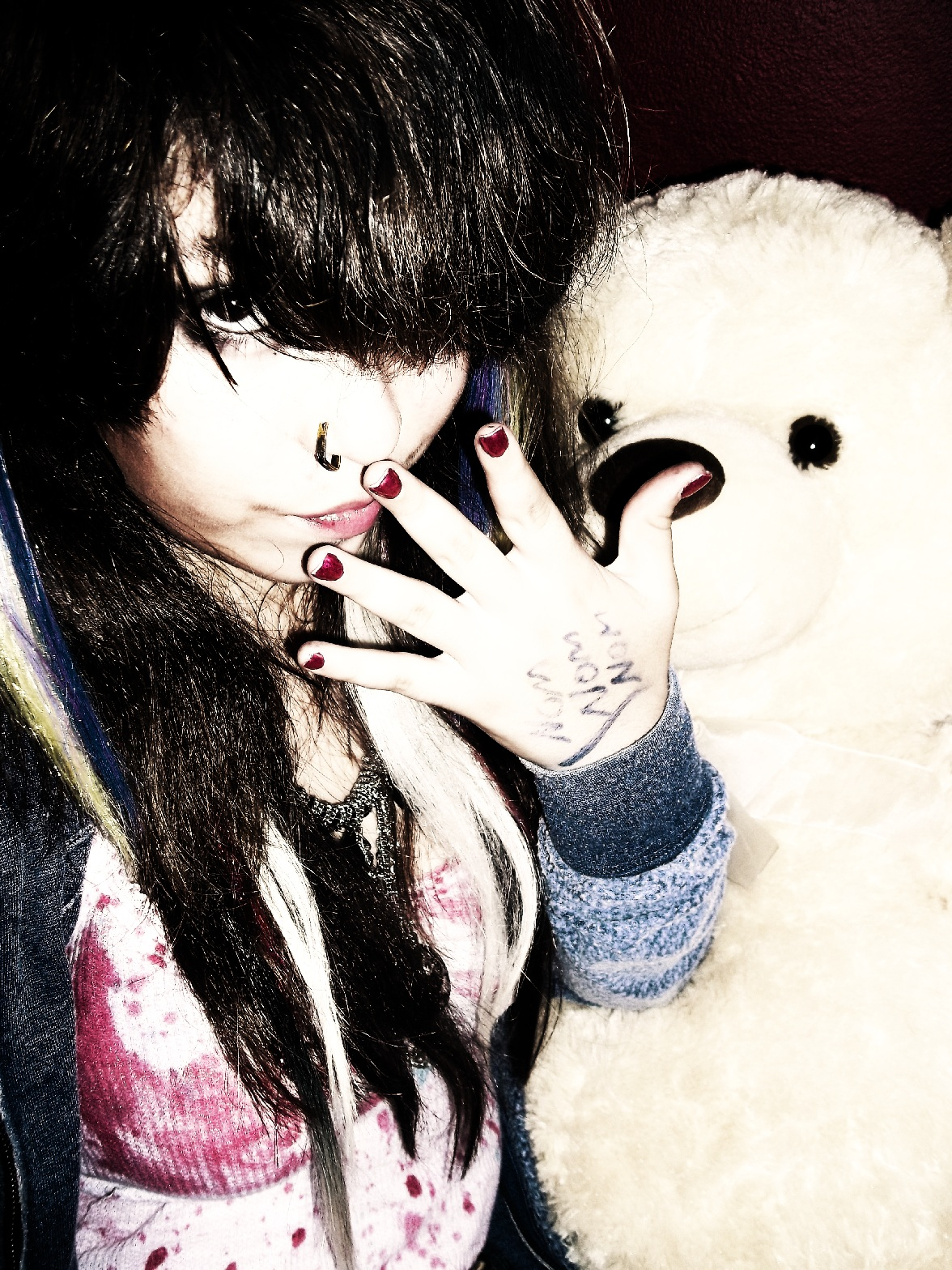 Emo and scene kids images c c lo t t c hd wallpaper and background photos 23432067 - Emo scene wallpaper ...