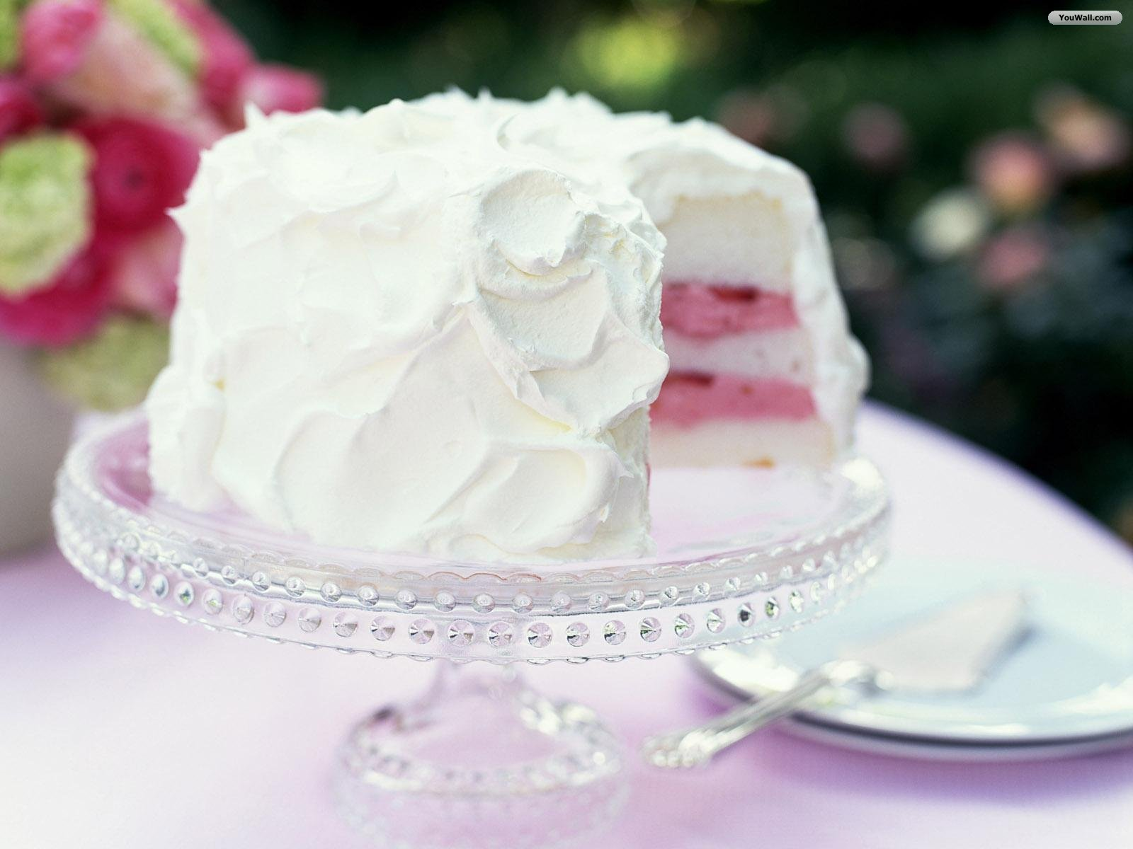 Download Delicious Cake Images : Cakes - Delicious Recipes Wallpaper (23444504) - Fanpop