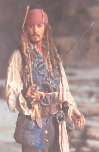 nahodha Jack Sparrow