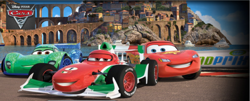 Disney Pixar Cars 2 Wallpaper Entitled Photos
